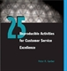 Picture of 25 REPRODUCIBLE ACTIVITIES FOR CUSTOMER SERVICE EXCELLENCE (25CS)