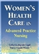 Picture of WOMEN'S HEALTH CARE IN ADVANCED PRACTICE NURSING
