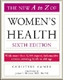 Picture of THE NEW A TO Z OF WOMENS HEALTH