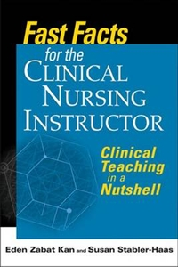 Picture of FAST FACTS FOR THE CLINICAL INSTRUCTOR