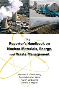 Picture of THE REPORTER'S HANDBOOK ON NUCLEAR MATERIALS
