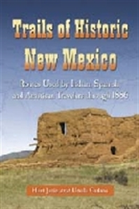 Picture of TRAILS OF HISTORIC NEW MEXICO