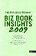 Picture of THE BOOKBUZZ BOOK OF BIZ BOOK INSIGHTS 2009