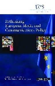 Picture of RETHINKING EUROPEAN MEDIA AND COMMUNICATIONS POLICY