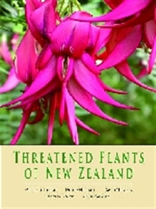 Picture of THREATENED PLANTS OF NEW ZEALAND