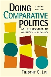 Picture of DOING COMPARATIVE POLITICS, 2ND ED