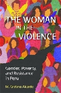 Picture of THE WOMAN IN THE VIOLENCE