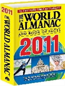 Picture of THE WORLD ALMANAC AND BOOKS OF FACTS 2011