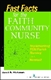 Picture of FAST FACTS FOR THE FAITH COMMUNITY NURSE