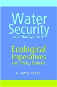 Picture of WATER SECURITY AND MANAGEMENT