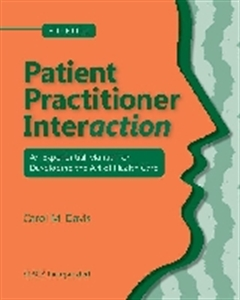 Picture of PATIENT PRACTITIONER INTERACTION, 5TH EDIT