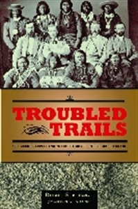 Picture of TROUBLED TRAILS