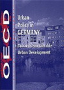 Picture of Urban Policy in Germany: Towards Sustainable Urban Development