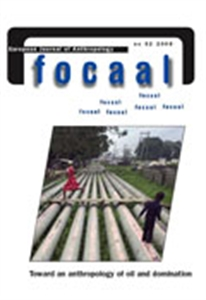 Picture of Focaal - Journal of Global and Historical Anthropology - Online