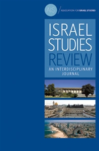 Picture of Israel Studies Review: An Interdisciplinary Journal - Online