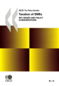 Picture of OECD Tax Policy Studies Taxation of SMEs: Key Issues and Policy Considerations