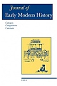 Picture of Journal of Early Modern History - Print and Online (Package)