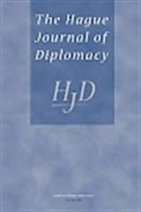 Picture of The Hague Journal of Diplomacy - Print and Online (Package)