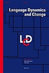 Picture of Language Dynamics and Change - Print and Online (Package)