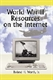 Picture of WORLD WAR II RESOURCES ON THE INTERNET
