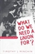 Picture of WHAT DO WE NEED A UNION FOR?-TWUA IN THE SOUTH 1945-1955