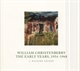Picture of WILLIAM CHRISTENBERRY-THE EARLY YEARS 1954-1968