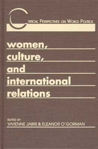 Picture of WOMEN CULTURE AND INTERNATIONAL RELATIONS
