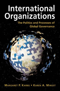 Picture of INTERNATIONAL ORGANIZATIONS-THE POLITICS AND PROCESSES OF GLOBAL GOVERNANCE