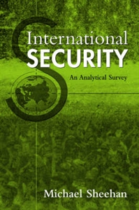 Picture of INTERNATIONAL SECURITY-AN ANALYTICAL SURVEY