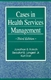 Picture of CASES IN HEALTH SERVICES MANAGEMENT-3RD ED