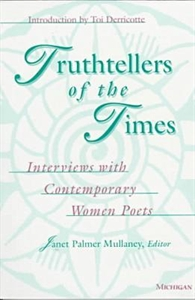 Picture of TRUTHTELLERS OF THE TIMES-INTERVIEWS WITH CONTEMPORARY WOMEN POETS