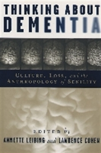 Picture of THINKING ANOUT DEMENTIA