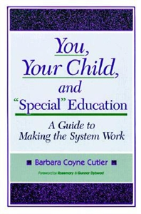 Picture of YOU YOUR CHILD AND SPECIAL EDUCATION