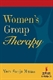 Picture of WOMEN'S GROUP THERAPY: CREATIVE CHALLENGES AND OPTIONS