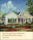 Picture of THE TOWN AND GOWN ARCHITECTURE OF CHAPEL HILL, NORTH CAROLINA, 1795-1975