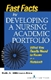 Picture of FAST FACTS FOR DEVELOPING A NURSING ACADEMIC PORTFOLIO