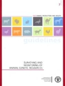 Picture of SURVEYING AND MONITORING OF ANIMAL GENETIC RESOURCES