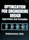 Picture of OPTIMIZATION FOR ENGINEERING DESIGN