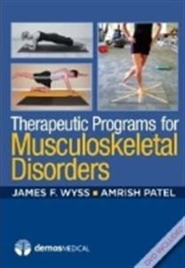 Picture of THERAPEUTIC PROGRAMS FOR MUSCULOSKETETAL DISORDERS