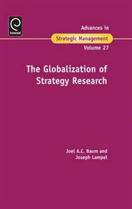 Picture of The Globalization Of Strategy Research