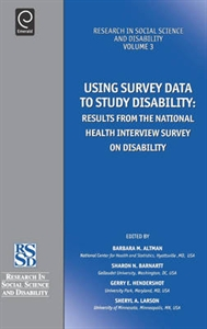 Picture of Using Survey Data to Study Disability