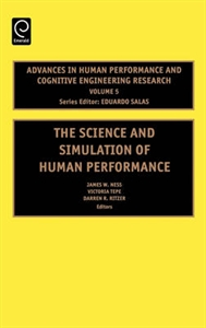 Picture of The Science and Simulation of Human Performance