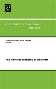 Picture of The Political Economy of Antitrust