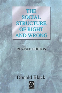 Picture of The Social Structure of Right and Wrong, Revised Edition