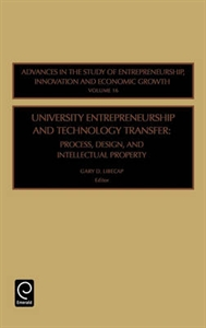Picture of University Entrepreneurship and Technology Transfer