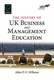 Picture of The History of UK Business and Management Education