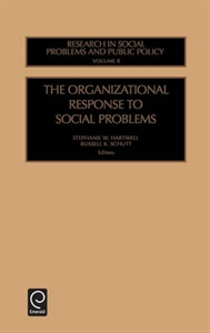 Picture of The Organizational Response to Social Problems