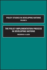 Picture of The Policy Implementation Process in Developing Nations