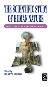 Picture of The Scientific Study of Human Nature: Tribute to Hans J. Eysenck at Eighty