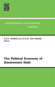 Picture of The Political Economy of Government Debt